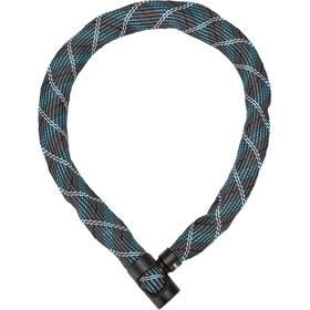 ABUS IvyTex 7210 Candado de Cadena, negro/gris
